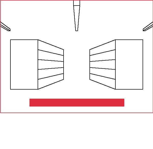 Eclairage parallèle
